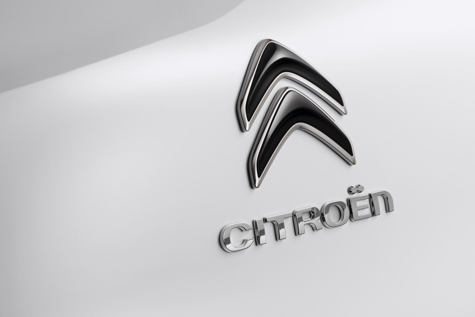 New C3 - Citroën logotipas
