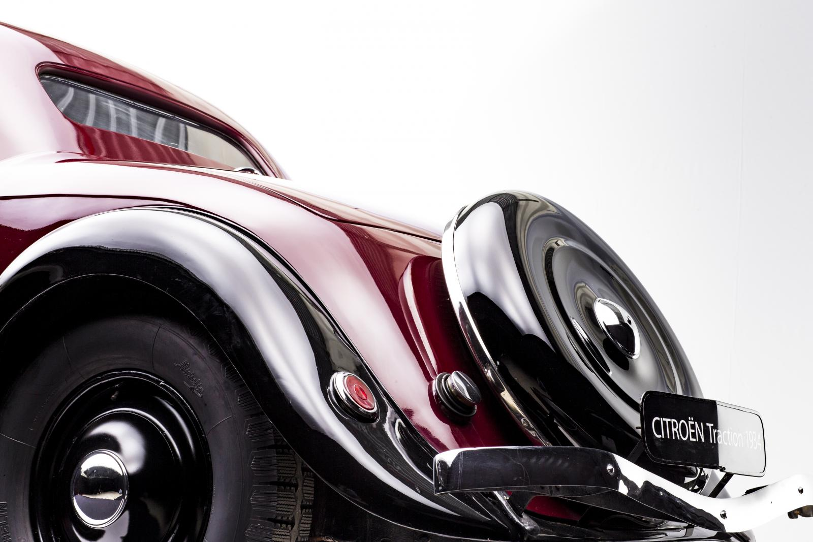 """Traction 7B """"Faux-Cabriolet"""""""