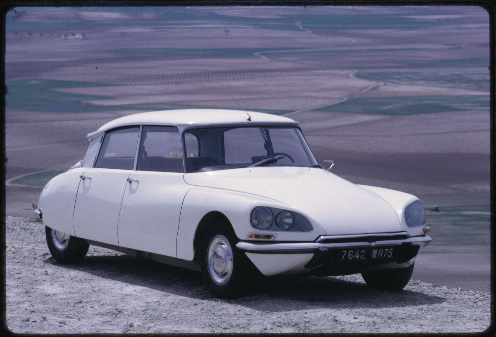 Citroën DS 21 Berline - 1971 m.
