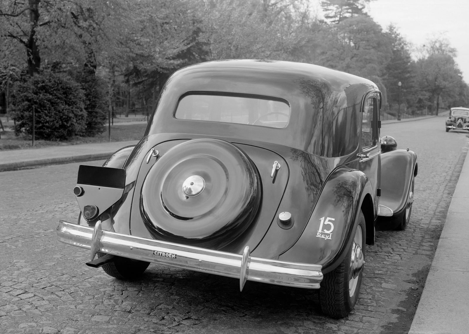 Traction 15 SIX G 1939 m.