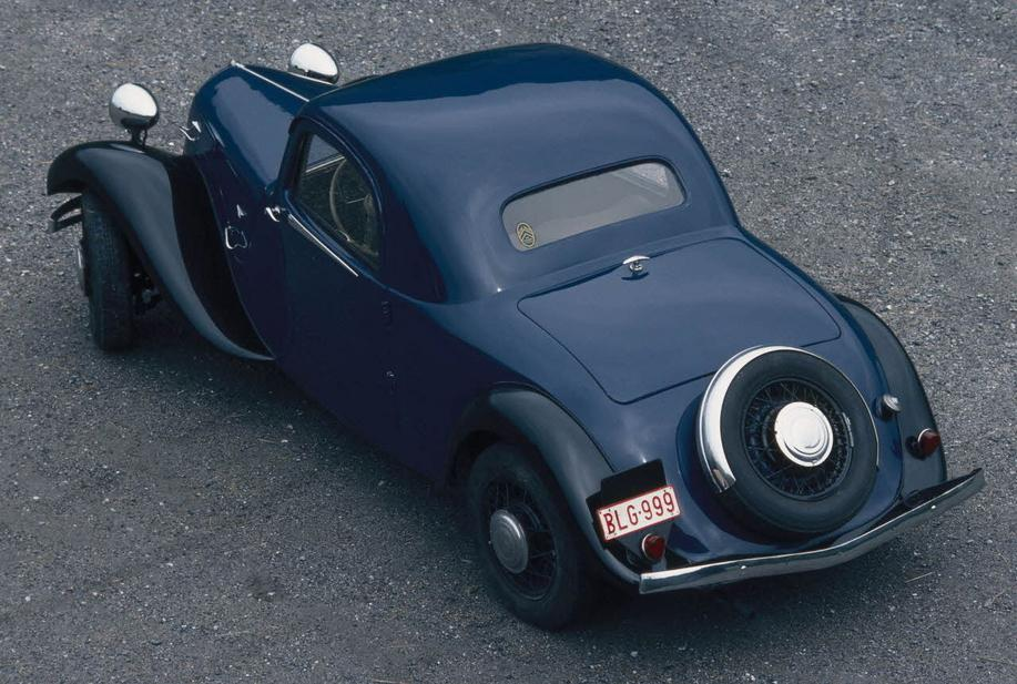 """1937 m. Traction 11B """"Faux-Cabriolet"""""""