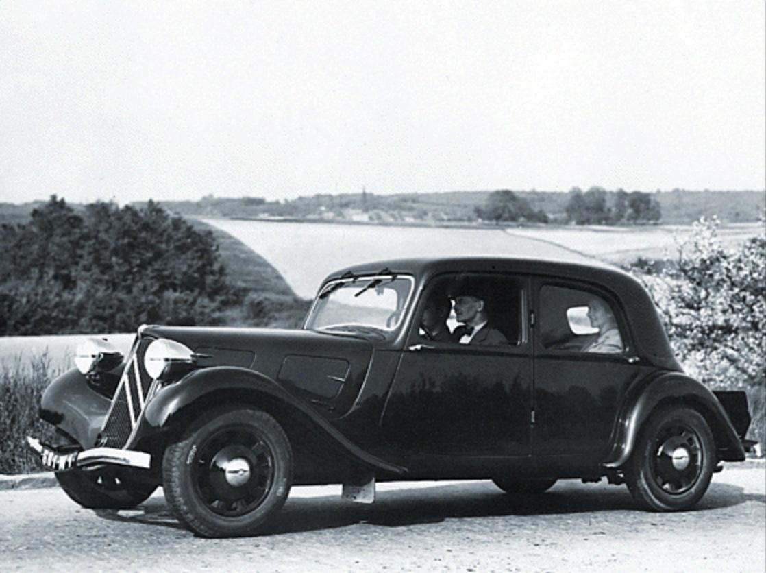 Traction 11BL 1938 m.