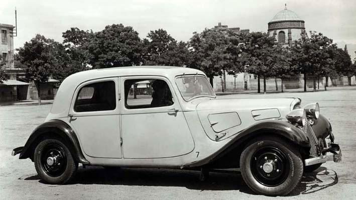 Traction 7A 1934 m.
